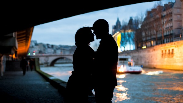 séance photo amoureux paris
