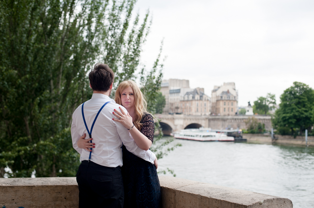 shooting photo paris pont des arts