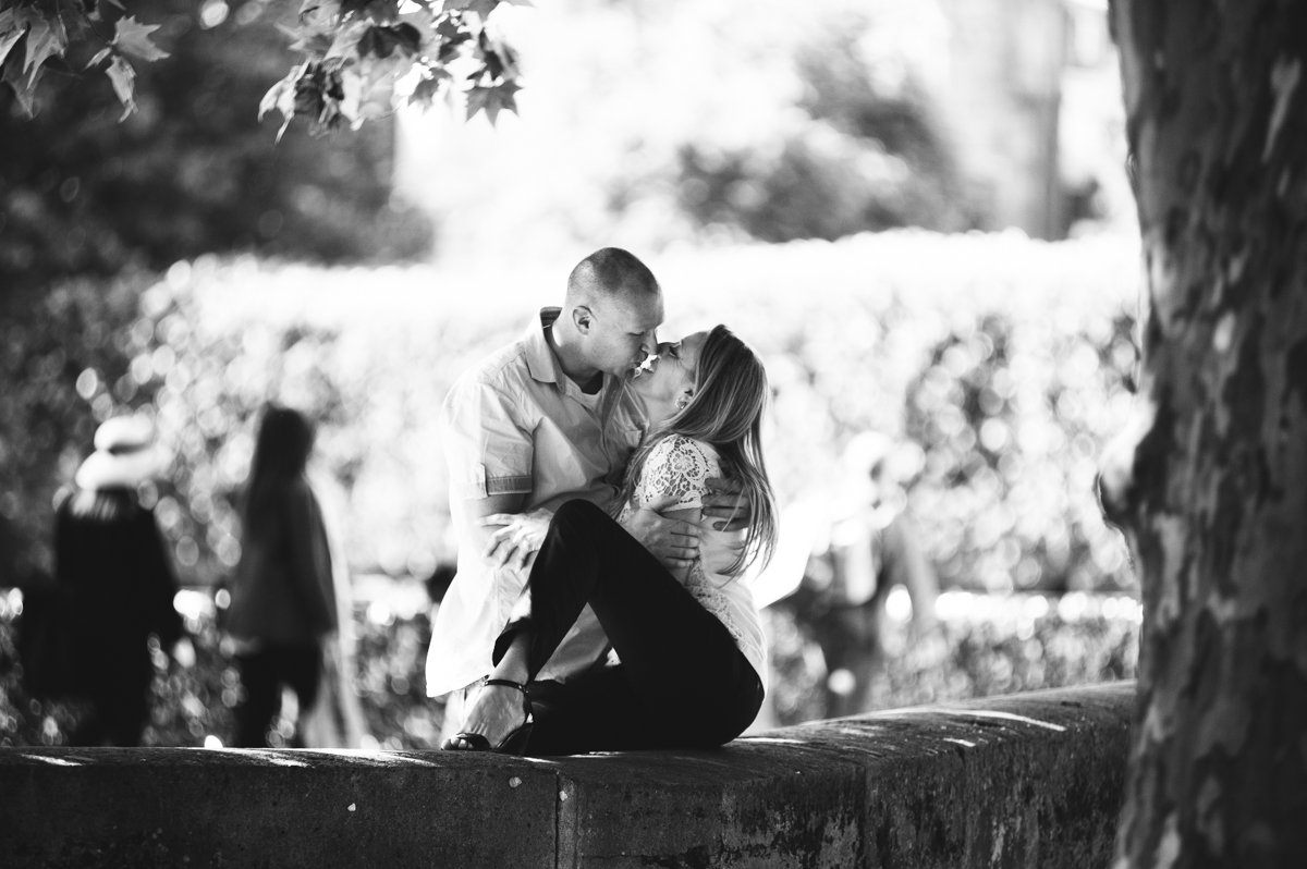 shooting photo amoureux paris