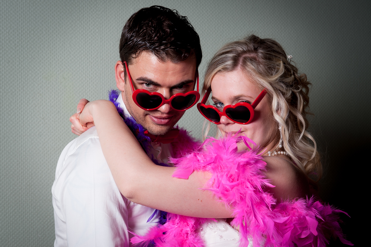 estudio photo photobooth aux mariages