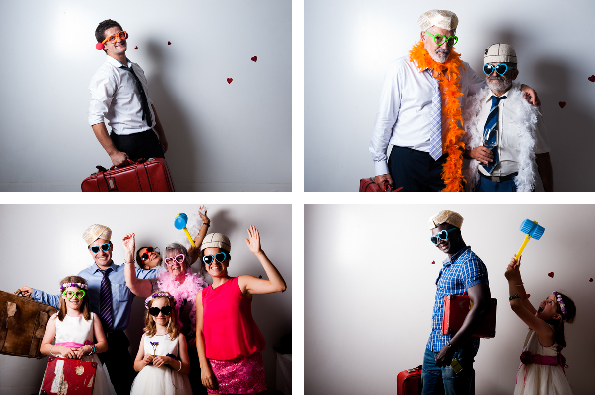 studio photo photobooth mariage