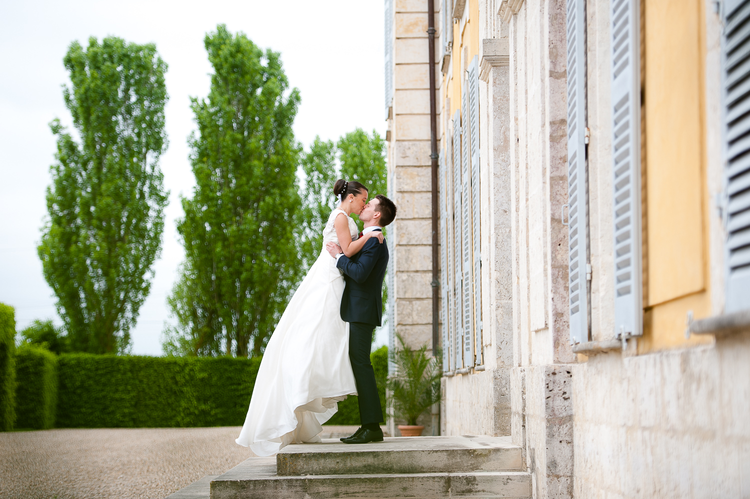 photographe mariage chateau dommerville