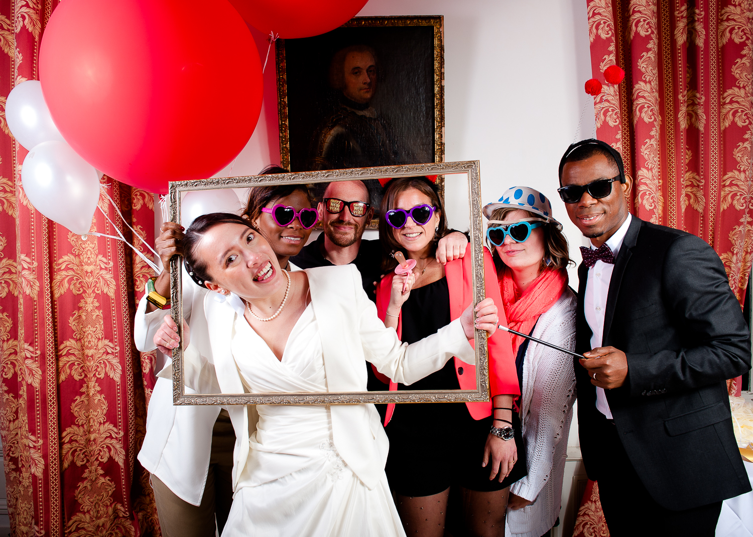 studio photobooth mariage