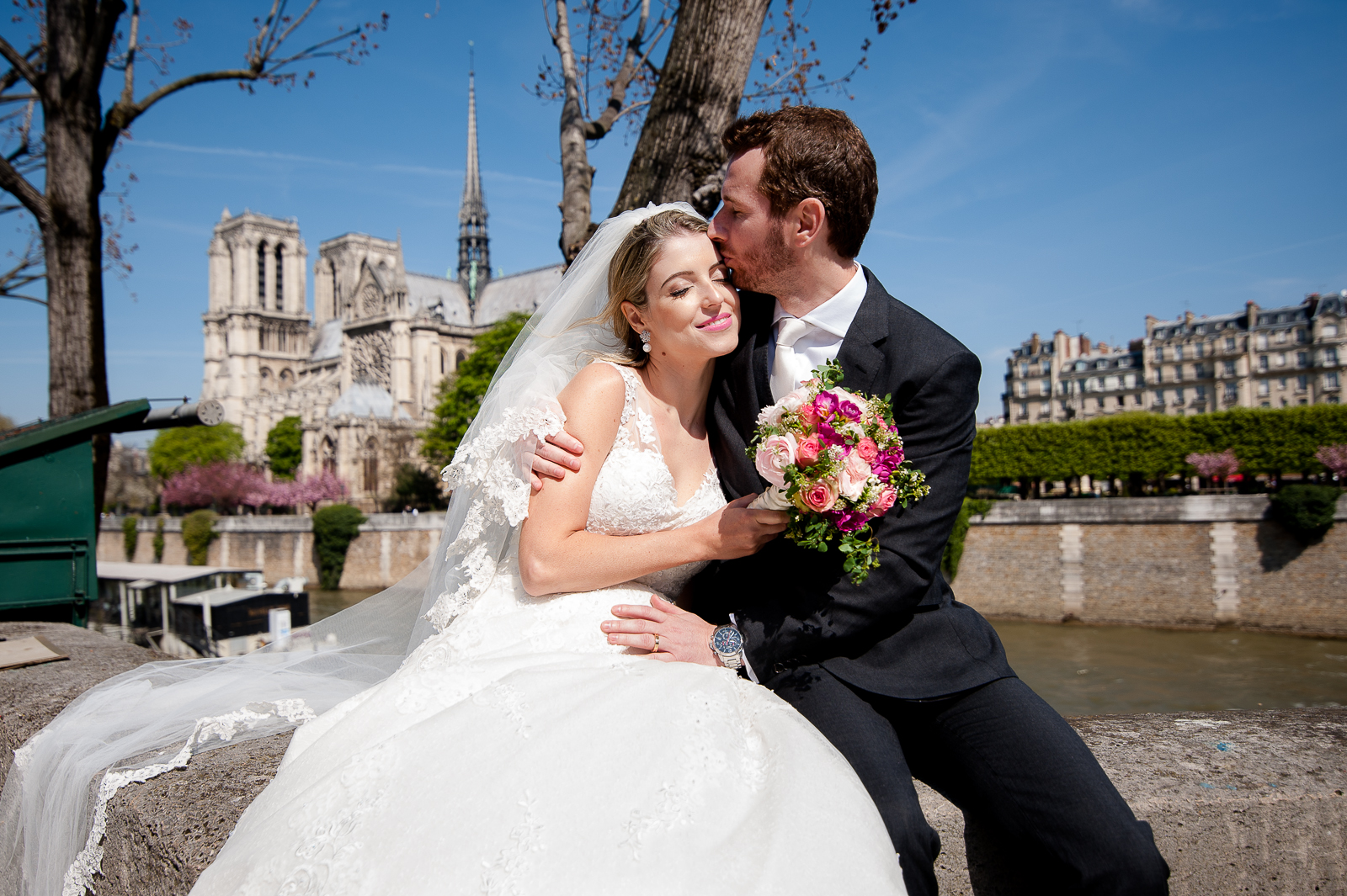 photographe de mariage a paris ile de france