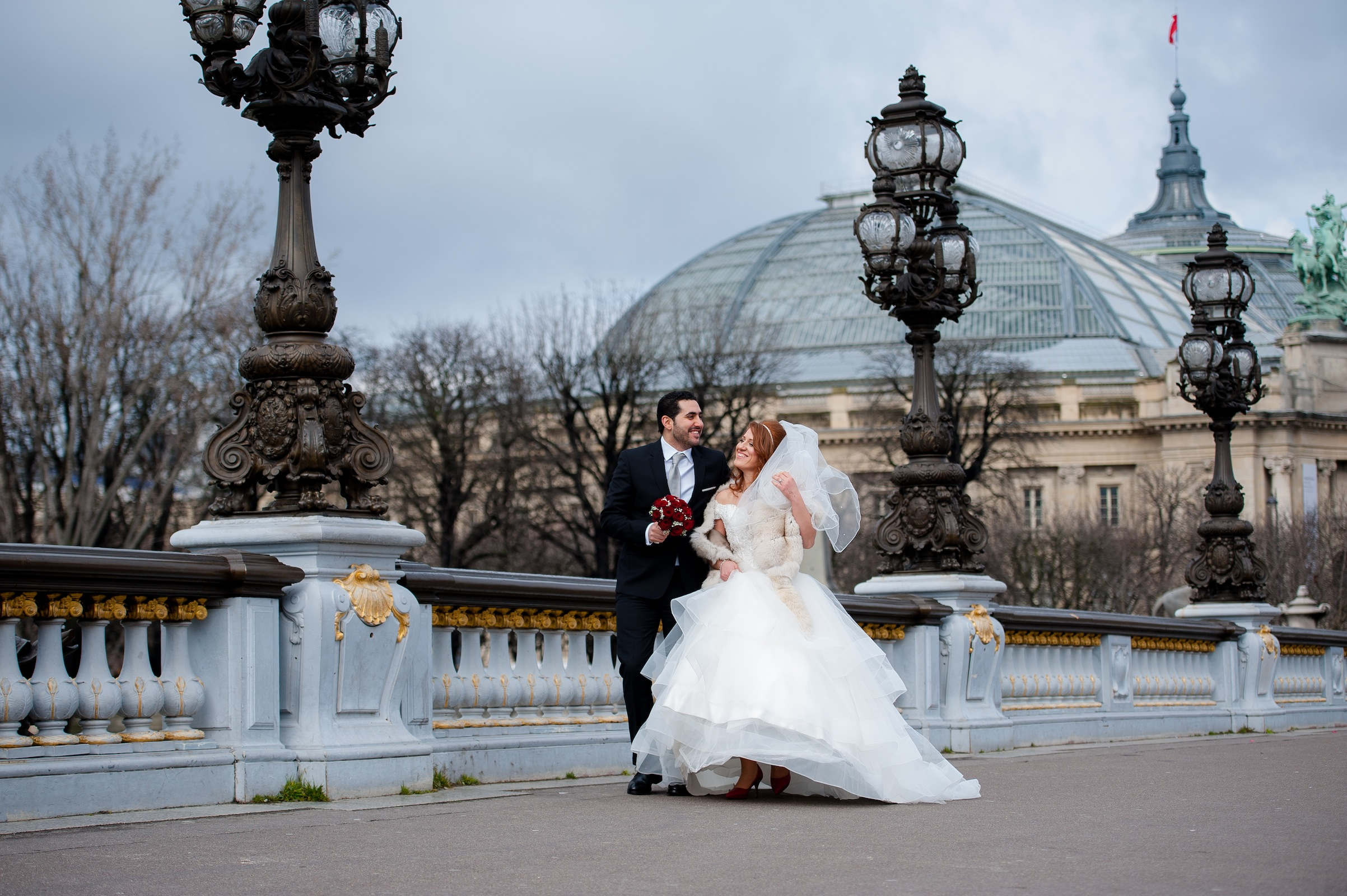 wedding destination paris